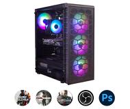 Компьютер Зеон Игровой с SSD [750]